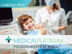 Lading Page Medical Platinum